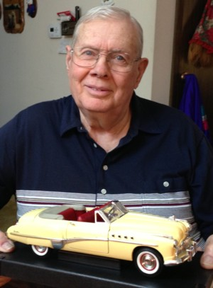 GARY MELCHERT'S MODEL CAR COLLECTION