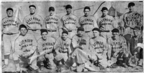 Early History of Seymour Baseball