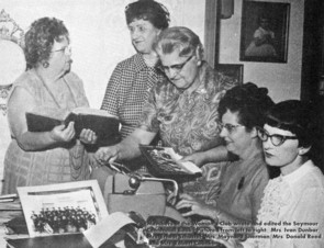 Woman's Club 75 Year History