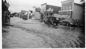 SEYMOUR FLOOD OF 1942