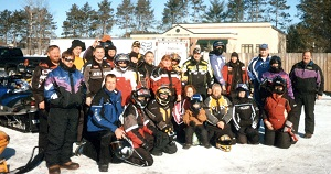 HISTORY OF THE ISAAR TRAILRIDERS SNOWMOBILE CLUB