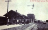Green Bay and Western Depot, Seymour