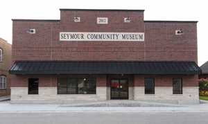 Seymour Community Museum Grand Opening Set for July 21, 2012